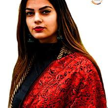 Aari Work Fine Wool Shawls