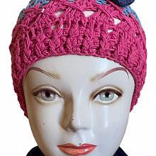 Handwoven Cap| Multi