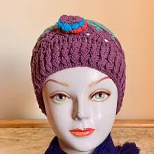 Handwoven Cap