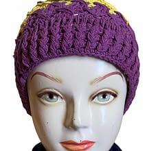 Handwoven Cap| Tricolour