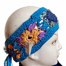Handwoven | Adjustable  | Ear and Headband