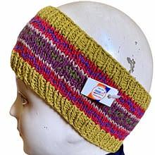 Qureshi | Ear and Headband |Handmade  | Handwoven