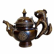 Ladakhi Tea Pot | Brass Tea Pot | Traditional Ladakh Tea Pot