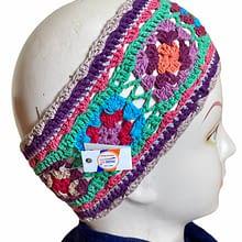 Ear and Headband |Handmade  | Handwoven